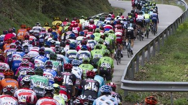 La ciudad de Lleida, destino y salida de la etapa catalana de la Vuelta 2018