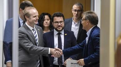 """Aragonès: """"El paro bajará en Catalunya por debajo del 10% en el 2019"""""""