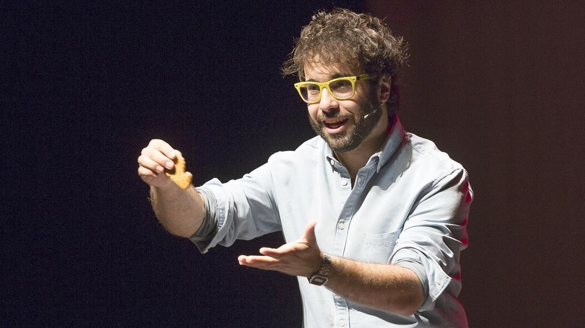 Pere Rafart, Premio Nacional de Magia del presente año.