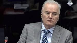 Ratko Mladic, durante su juicio en La Haya, el 28 de enero del 2014.