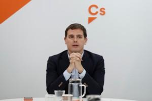 Rivera confirma el apoyo de Ciudadanos a la investidura de Ángel Garrido