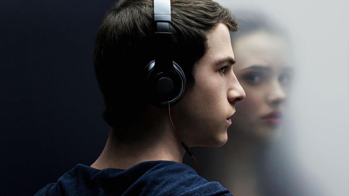Imagen promocional de la serie de Netflix