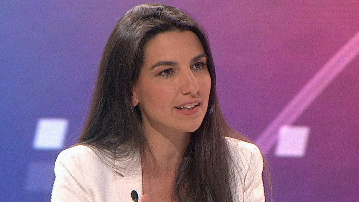 """Rocío Monasterio plantea subastar Telemadrid: """"No hace un servicio público"""""""