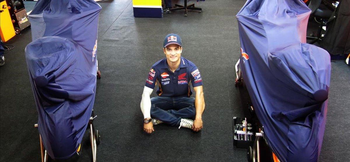 Pedrosa intueix que aquest any es trencarà la seva ratxa triomfadora a MotoGP