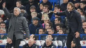 """Conte assegura que Mourinho té """"demència senil"""""""