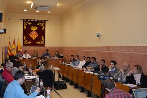 El PSC, ERC i Cs lideraran les municipals a Rubí, segons una enquesta de Dialoga