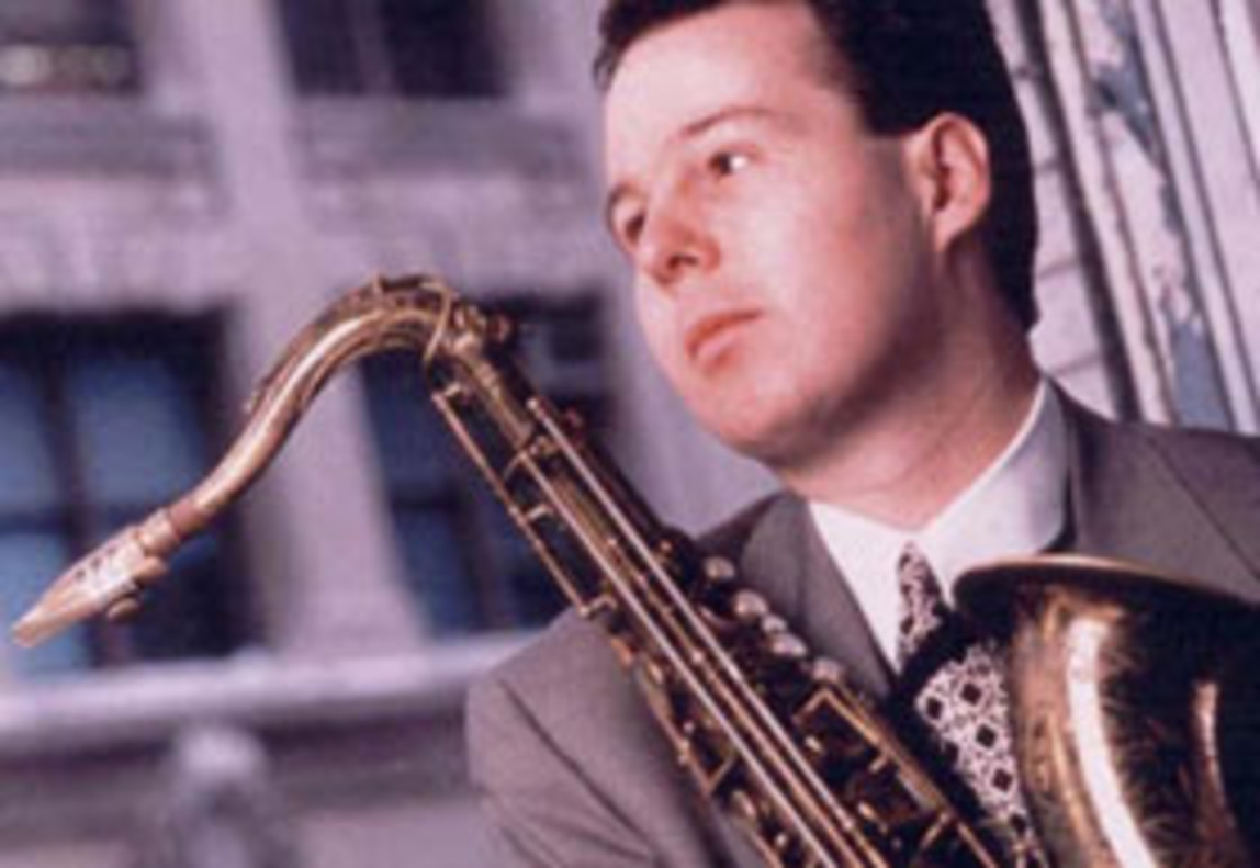 La Mostra de Jazz estàdedicada a la veu ial saxo.