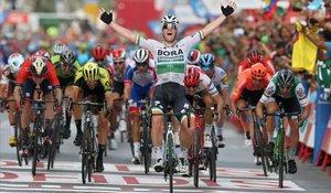 Victòria de San Bennett a Alacant, tercera etapa de la Vuelta