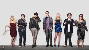 Los protagonistas de la comedia The Big Bang Theory, los que más cobran de la televisión de EEUU.