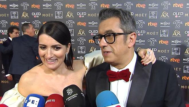 Un año más, Sílvia Abril y Andreu Buenafuente conducirán la gala de los Premios Goya 2020.