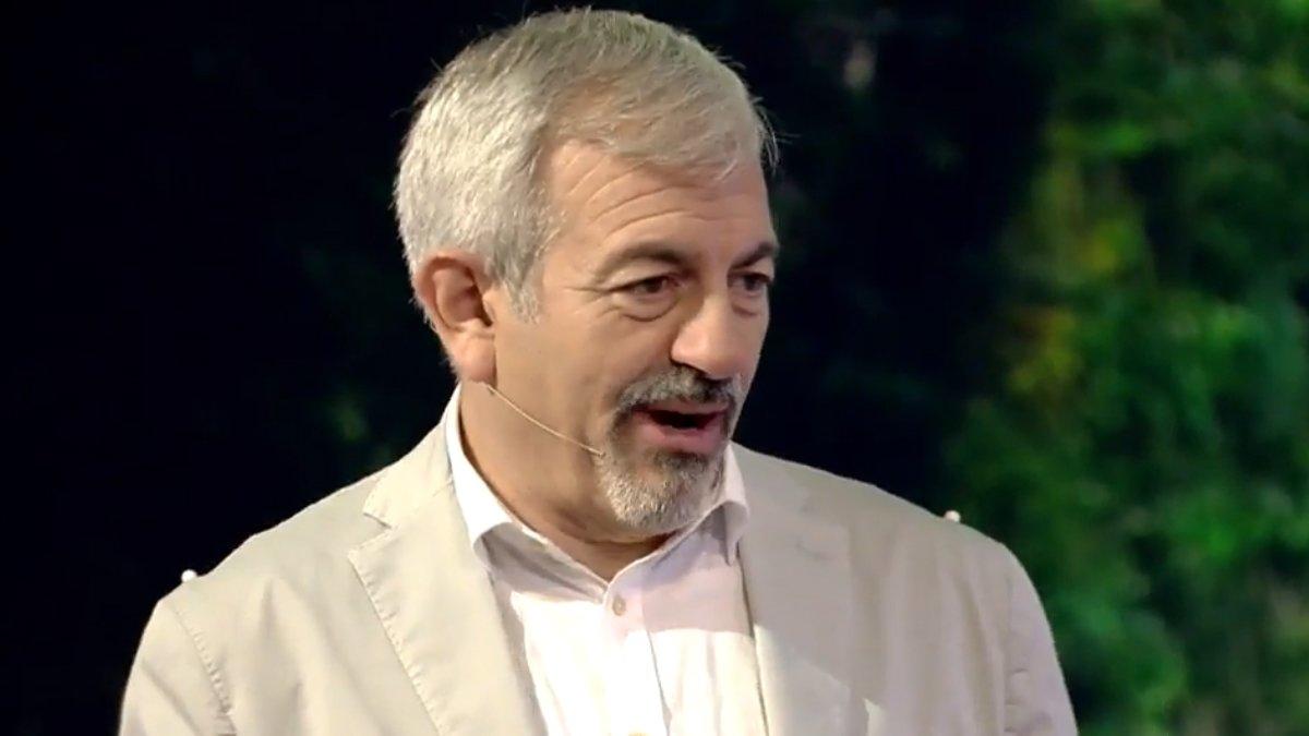 Carlos Sobera en 'Supervivientes: tierra de nadie'.