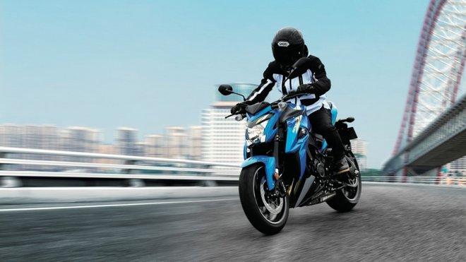 Suzuki ofrece la GSX-S1000 a un precio especial hasta el 31 de diciembre