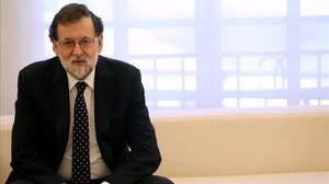 Rajoy tem una guerra interna al PP pel nou finançament