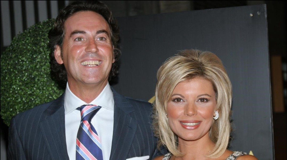 Terelu Campos y Pipi Estrada, cuando eran pareja.