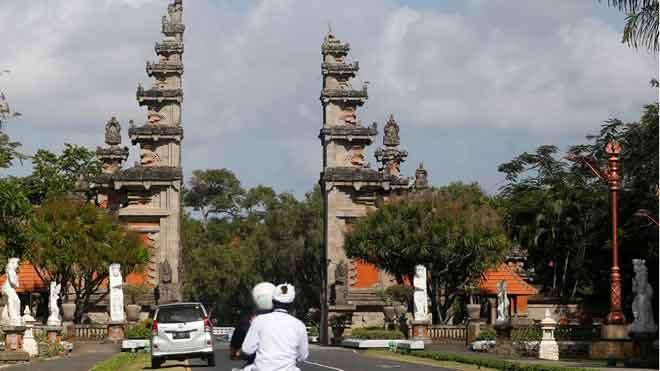 Un terremoto de magnitud 5,7 sacude la turística isla de Bali.