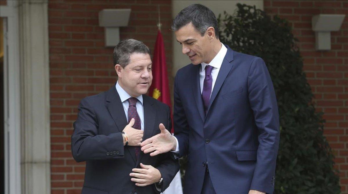 La rebaja del delito de sedición abre grietas en el PSOE