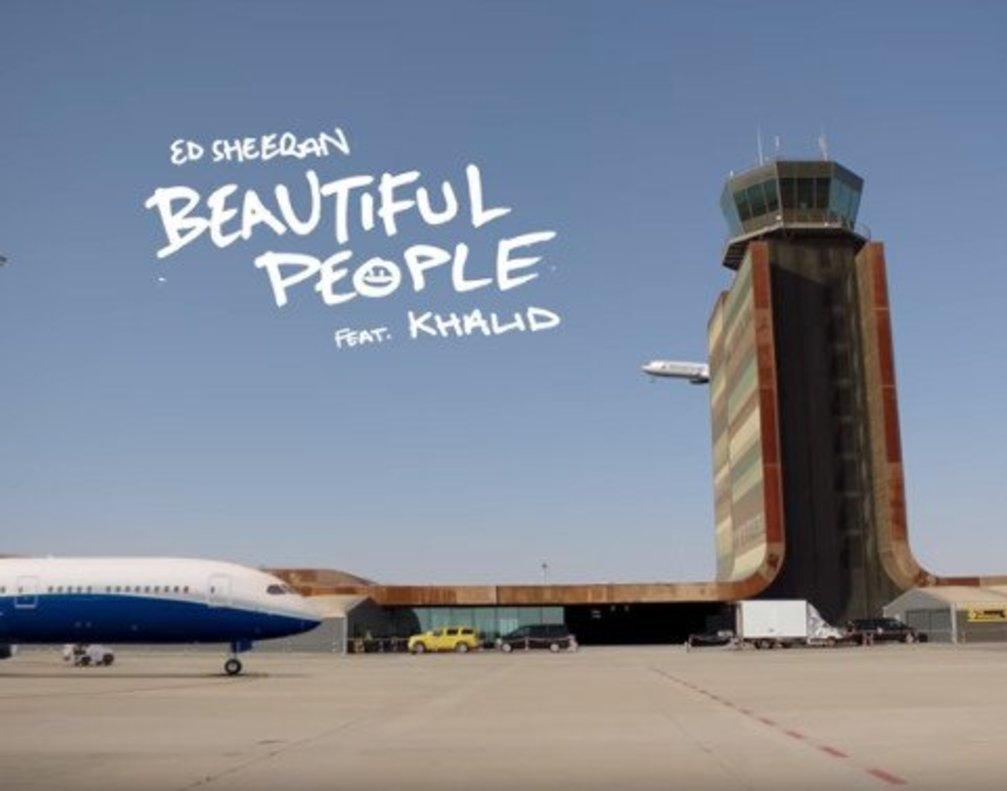 El videoclip de Ed Sheeran grabado en Lleida-Alguaire supera los 25 millones de visualizaciones