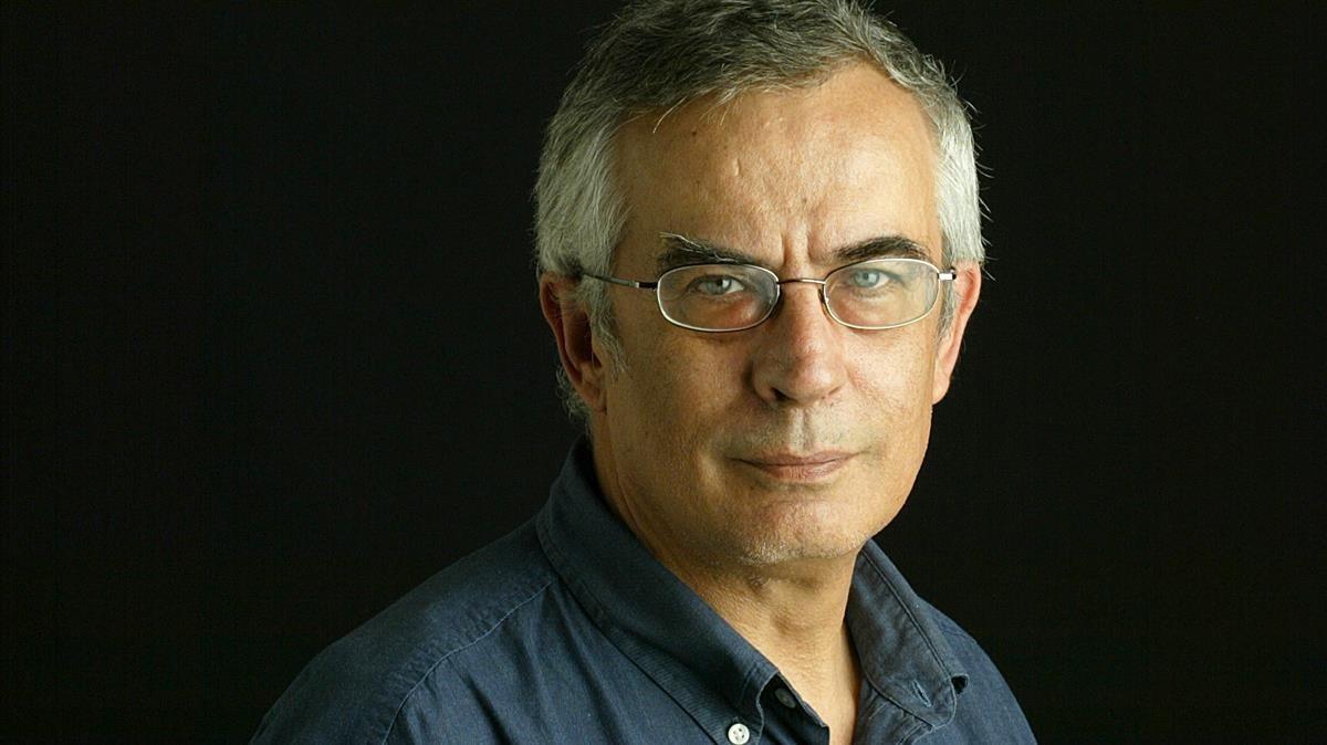 Carles Pastor, fundador de la redacción de EL PERIÓDICO.