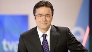 El periodista Marcos López, nuevo corresponsal de TVE en Buenos Aires.