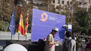Un secretari de SCC a Lleida denuncia una agressió física en ple carrer