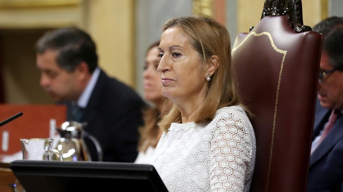 Adeu al pla per fer presidenta de Galícia a Ana Pastor