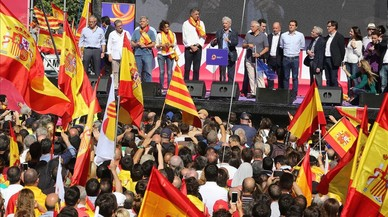 zentauroepp40463670 barcelona 08 10 2017 politica manifestacion unionista en l171008183504