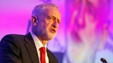 Corbyn aposta per unes eleccions abans que un referèndum sobre el 'brexit'