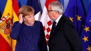 La UE avança cap al blindatge de les seves fronteres enfront de la immigració