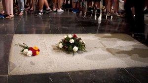 La família Franco esgrimeix davant del Suprem els riscos que planteja El Pardo
