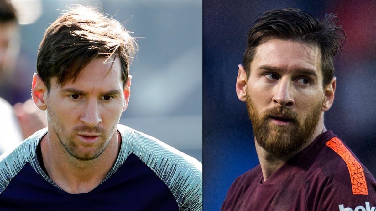 ¡Messi sorprende a todos con su radical cambio de look!