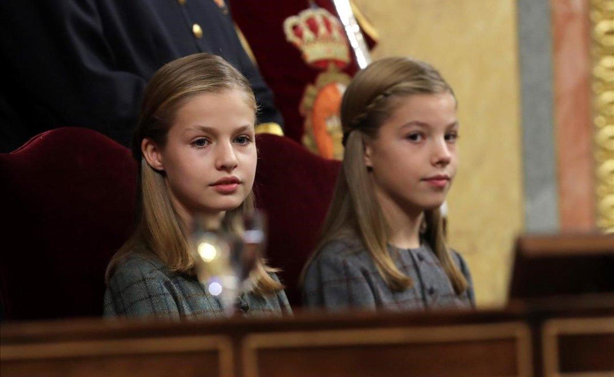 Les filles dels Reis tornaran a passar el mes de juliol en un campament als EUA