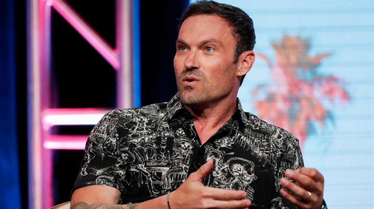 Brian Austin Green (David en la serie).