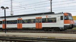 Adif comença les obres per millorar el tram de vies de tren entre Mataró i Cabrera