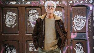 Miguel Gallardo, ilustrador de 'Rubianes, solamente', que recupera el humor del añorado Pepe Rubianes.