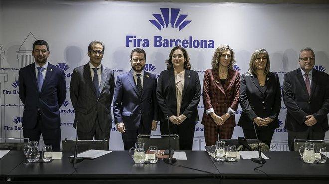 Fira de Barcelona tancarà un nou exercici de rècord