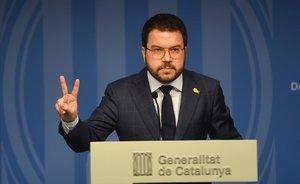 ERC es prepara per 'liderar' un Govern en batalla electoral després de la inhabilitació de Torra