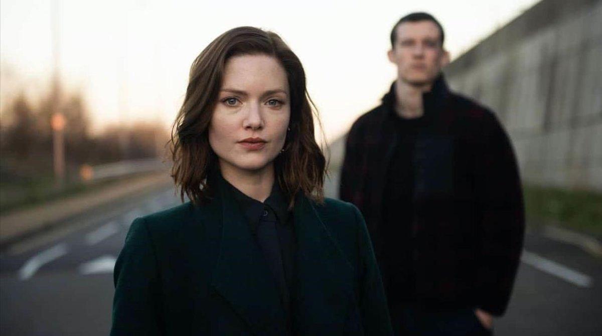 Una imagen de la serie 'The capture', de BBC One.