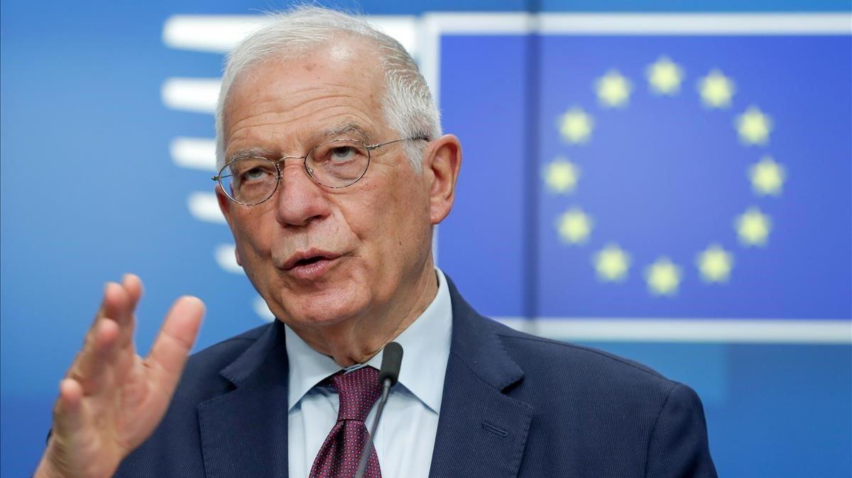 La UE estudia augmentar la pressió contra Bielorússia amb noves sancions