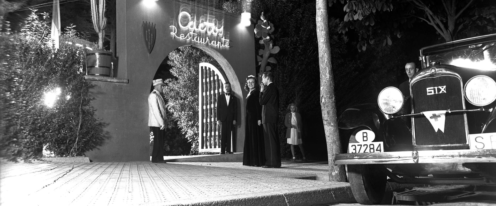 Cuando Barcelona era Casablanca