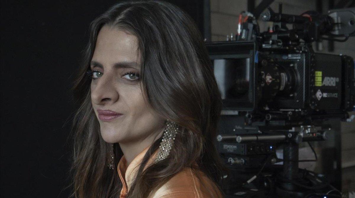 L'actriu Macarena Gómez agita les xarxes amb el seu nou nas