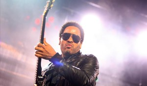 10 razones para respetar a Lenny Kravitz