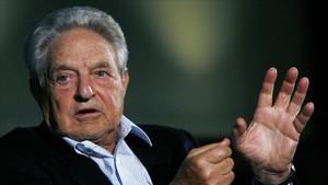 Georges Soros compra accions de Grifols per 38 milions d'euros