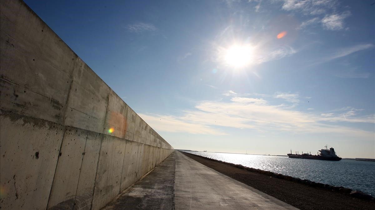 Pacte a la vista per un frau al Port amb pedres imaginàries