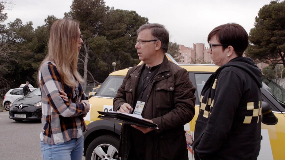 Imagen del nuevo programa de TV-3 Matriculats.