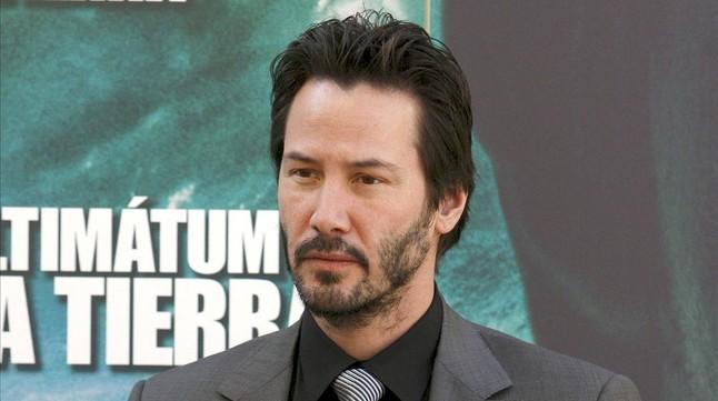 Keanu Reeves también se pasa a la televisión