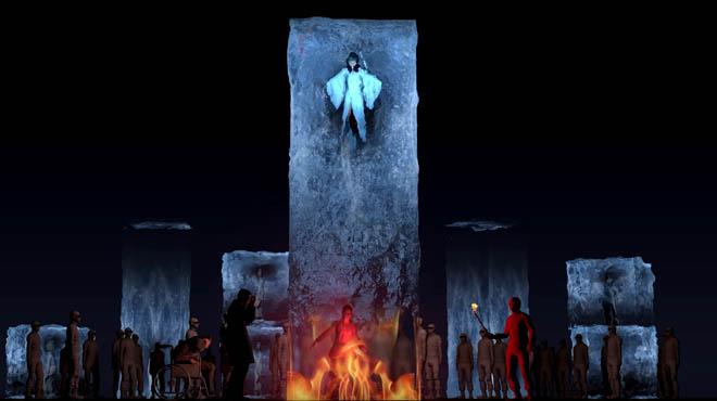 Franc Aleu presenta un avanç del seu Turandot.