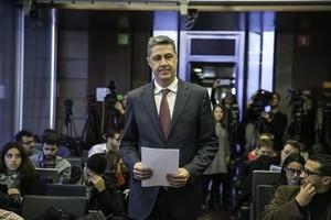 Xavier García Albiol, el pasado día 30.