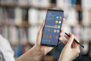 El Samsung Galaxy Note 8.