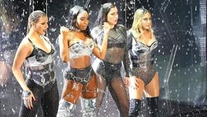 Fifth Harmony, en un concierto en agosto del 2017