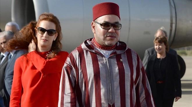El rey Mohamed VI y la princesa Lalla Salma se divorcian
